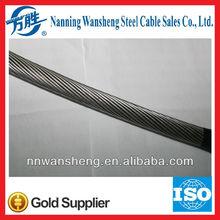 Zinc Coated Steel Wire Strand