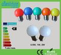 0,5 w lampadina led di colore per arredamento per interni ed esterni