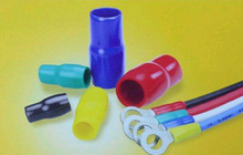 High Quality PVC Terminal Covers/ Cable End Cap/Vinyl Wire End Caps