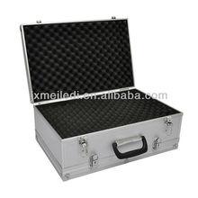 MLD-GC123 Fashional Double Open Portable High Capacity Aluminium Gun Box &Pistol Cases