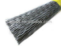 SiC coated brush fibers