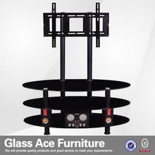 Modern Home Furniture Glass TV Stand