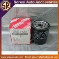 90915-yzze1 utilizado para toyota del filtro de aceite