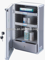 Wall-mountable first-aid kit home survival kit first aid cabinet