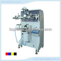 Hs-300r canecas copos máquina de impressão da tela cilíndrica máquina de impressão para canecas