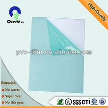 0.2mm super clear anti-static plastic rigid transparent pvc sheet
