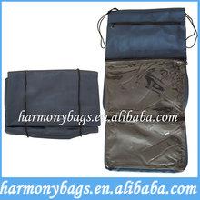 New Design Leather foldable washing bag