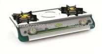 TWO (2) BURNER GAS COOKER MODEL: QR2-211 MES
