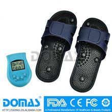 Sm9188 electrónica palma del pie nude masaje de desintoxicación
