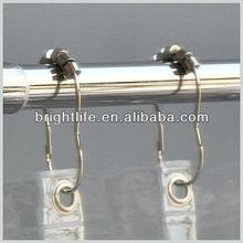 Ağır- bronz makaralı ovuşturdu yağ duş perdesi halkaları- 12 kurulmuş rollerrings