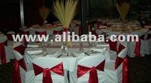 satin sashes, wedding chair covers sashes