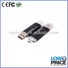 Custom Mobile Phone USB Flash Drive 1GB - 64GB