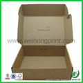 Personalizado dobrável caixa de papelão ondulado, caixa de papelão kraft manufactory