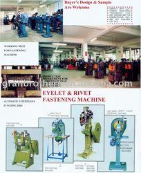 Metal Snap Fastener & Button Making Machine, Button press machine, Button machine