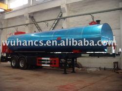Liquid Asphalt Transport Tank