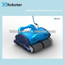 Low consumption pond /swimming pool used vacuum cleaner robot