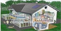 solar air-condition quilt