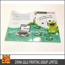 High Quality Cheap Book / Magazine / Catalog Printing