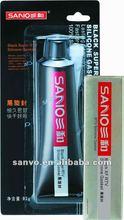 2014 Advanced Technology Black RTV Silicone Gasket Sealant