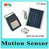 108 LED Solar Powered Electric Security Lights MSL04-06-PIR