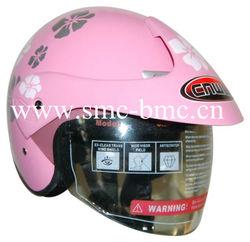 Protective Half Face Motorcycle Helmet