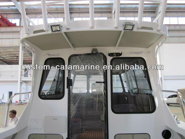 9.2m barco de alumínio para venda