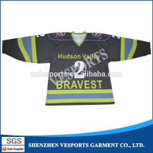 Adult Hockey Jerseys Sublimation Printing