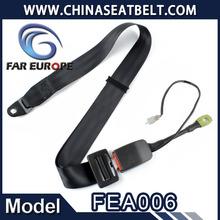 Hot selling 2 point bus seat belt manufacturer