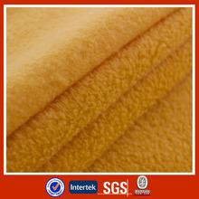 Polyester polar fleece anti-pilling home textile fabric