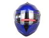 HuaDun good quality dot flip up helmet, auto racing helmet HD-701