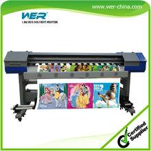 car sticker bus sticker flex banner printing machine inkjet plotter eco solvent printer indoor and out door printing machine