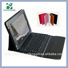Leather Case Bluetooth Keyboard For Ipad 4/iPad 3/iPad 2