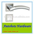 Wenzhou Autobots zinc door handle on rose