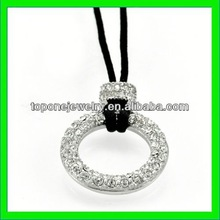 2014 top one trendy design birthstone ring pendant