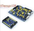 Atmega128a-au atmega128a atmega128 d'évaluation avr development board + dvk501 kits système = m128+ premium ex