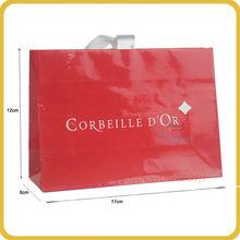Small size thin FSC paper mint bag wholesale