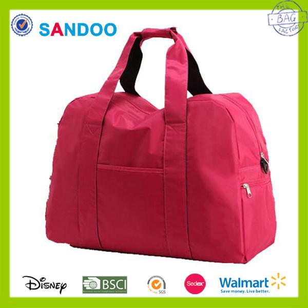 2014 freedom simple foldable nylon travel bag