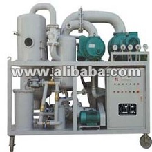 Double-Stage Vacuum Transformer ,Oil Purifier