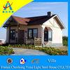 prefabricated luxury villa(CHYT-V008)