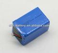 6.4v 4500ah recargable lifepo4 paquete de batería