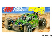Cheap 1:10 rc nitro 4WD Power off-road car , high speed rc car nitro