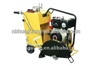 HQL500D-1 diesel concrete cutter manufacture