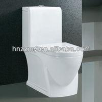 Economical Western Toilet ZZ-LJ268 One Piece Toilet Bowl For Bathroom/inodoro/toilettes/WC toilet/banheiro