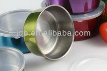 colorful food storage bowl