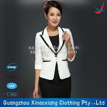 Wholesale Business lady skirt suit