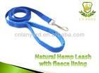 Top Grade Natural Hemp Dog leash, pet leash