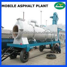 Easy moving Mobile Asphalt Plant 20t/hr-80t/hr