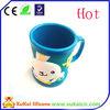 fashion design kids design silicone mug cup