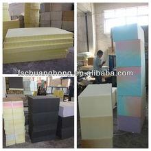 sponge for furniture sofa making seat cushions