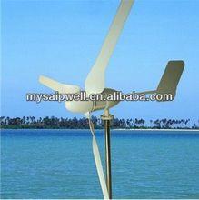 2013 new wind turbine blade pitch control 300w 400w 600w 1000w